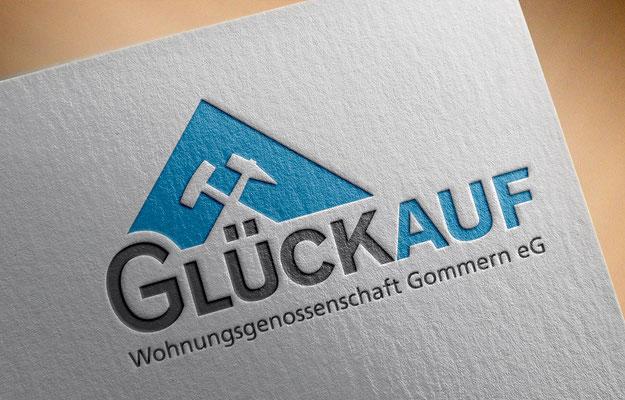 Logoprägung
