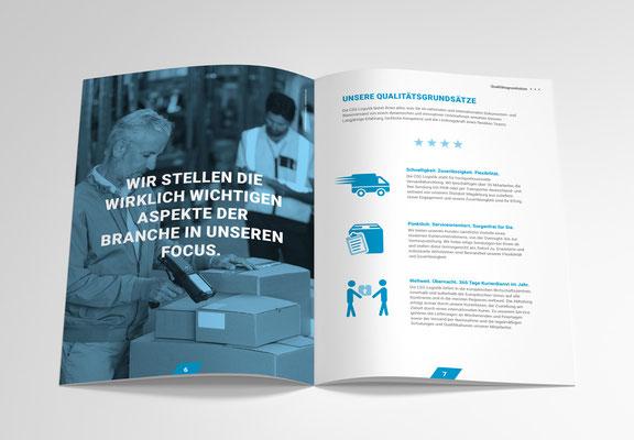 CSG Imagebroschüre