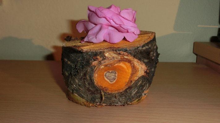 Herz im Holz von Thomas - Barbara