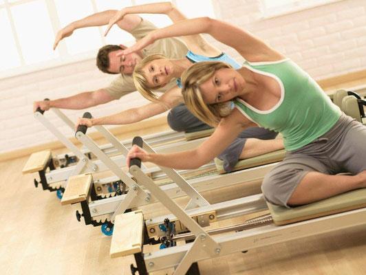 Pilates sur Reformer