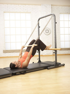 Pilates avec le Tower Trainer