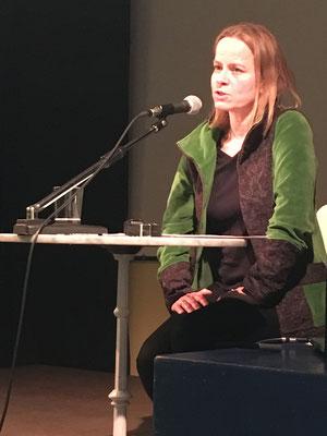 Lesung im Werk 2, Frauenkultur Leipzig
