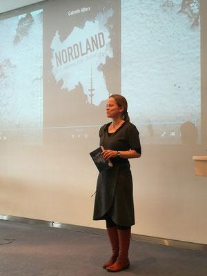 Beim Bloggertreffen auf der Leipziger Buchmesse, Fotografin: Ann-Sophie Schnitzler