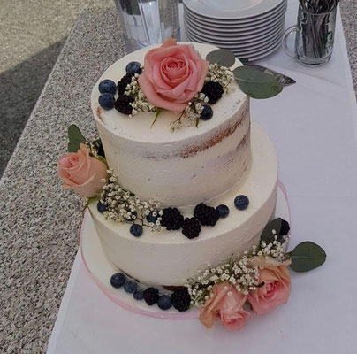 Sigrid's Hochzeitstorte