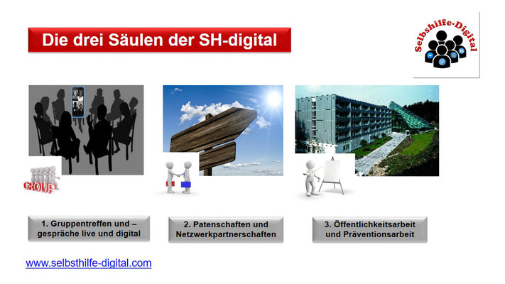 5. die 3 Säulen der selbsthilfe-digital e.V.