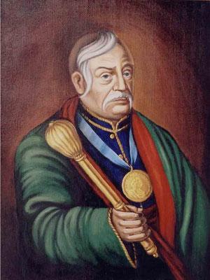 Портрет Петра Калнышевского