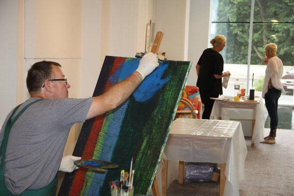 ARTE NOAH Ateliertage 2016