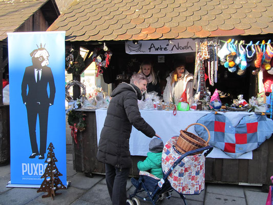 ARTE NOAH am Adventmarkt in Fehring