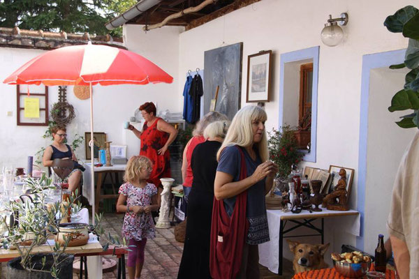 ARTE NOAH Flohmarkt 2016