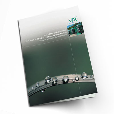 Plaquette institutionelle - VOR Environnement