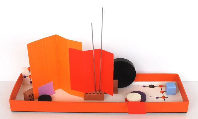 Urbanisme - 26,3x10,5x16cm