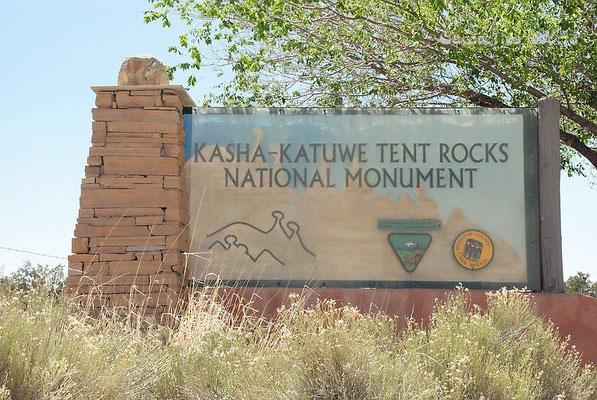 Kasha Katuwe Tent Rocks
