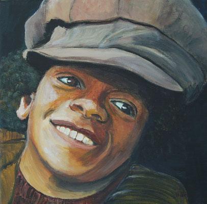 Michael (24x24 cm)