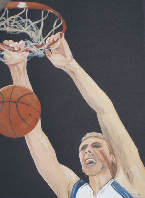 Basketball (40x30 cm)