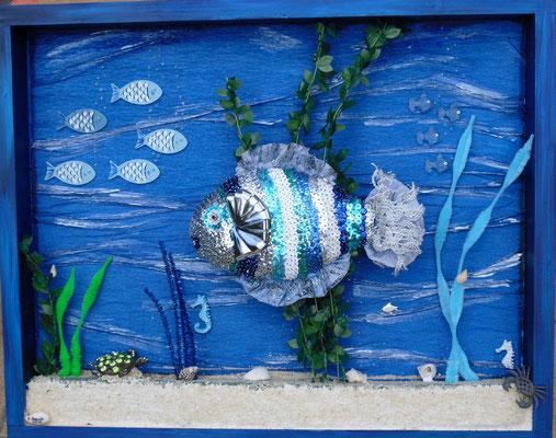 Fische (40x50 cm)