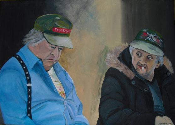 Amigos 1 (50x70 cm)
