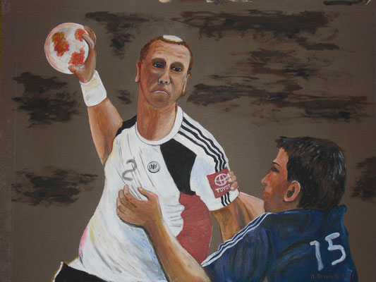 Handball (30x40 cm)