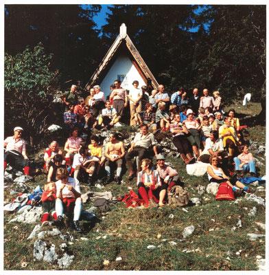 C.A.S.-Fockenstein-Feier 1977 Photo: Rudolf Rother