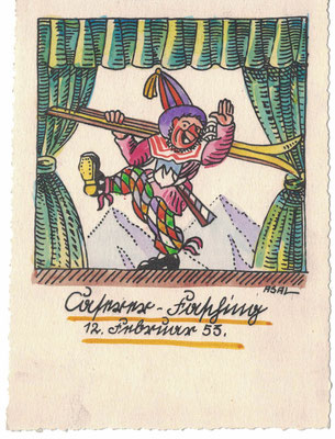 CASerer Fasching 1953