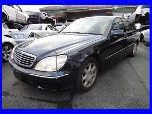 [Used][ ] In Benz W220 S320 S430 S500, it is air-conditioner compressor    0002308511