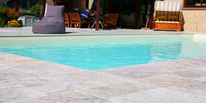 Pool-Folienfarbe Sand