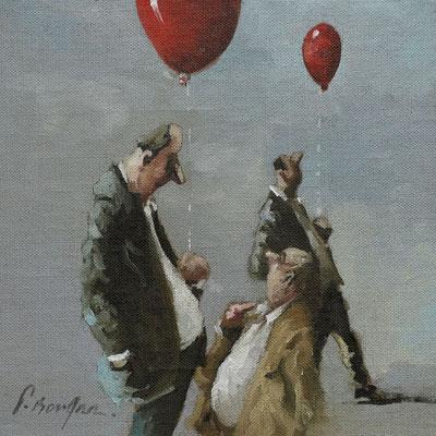 Thomas Bossard, Peintre, artiste peintre, huile sur toile, peinture