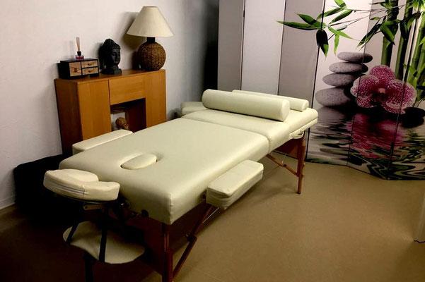 Massageraum im GuFiE