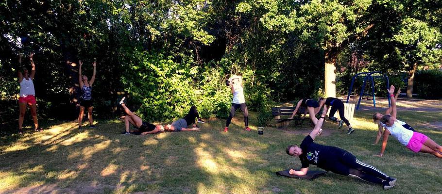 GuFiE Outdoor Fitcamp