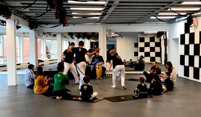 GuFiE Capoeira Kids