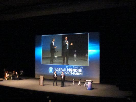 Soirée d'innauguration du FMISM 2012