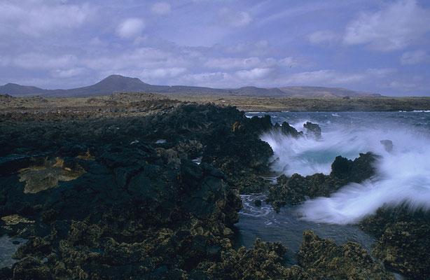 Küste bei Jameos del Agua [UKR20000328_Lan]