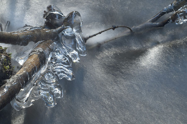 Eis, Wasser und Licht [UKR20180224_0083]