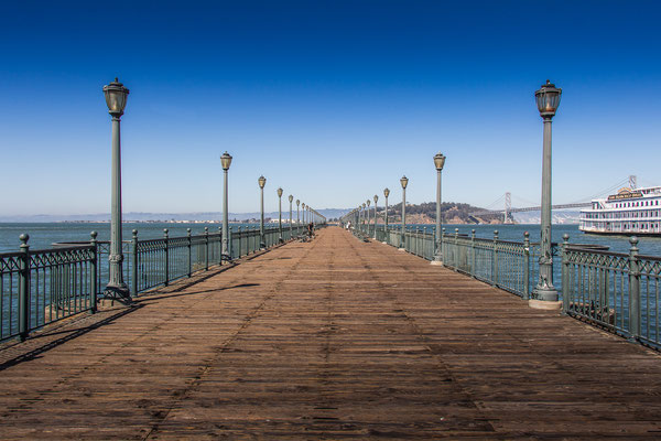 Pier in San Francisco