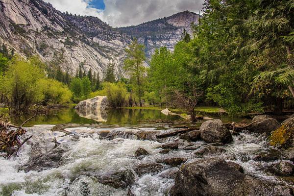 Yosemite Nationalpark Mirror Lake