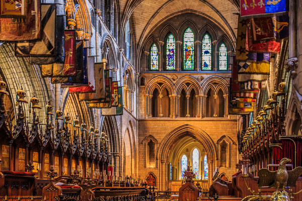 St. Patrick´s Cathedral Dublin