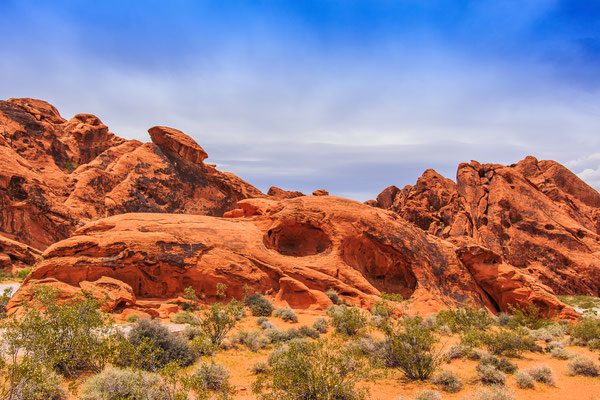 Valley of Fire Mouse´s Tank Trail