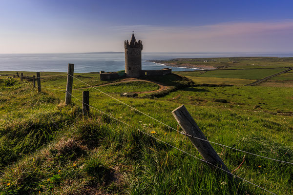 Doonagore Castle, Doolin