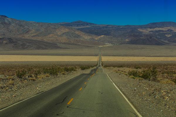 Death Valley Passstraße