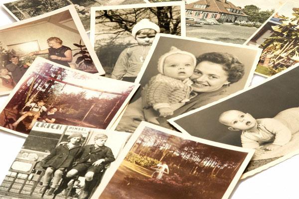 Bilder scannen