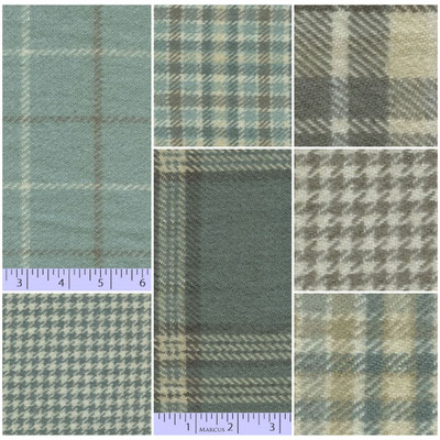 PRIMO PLAID CONCRETE