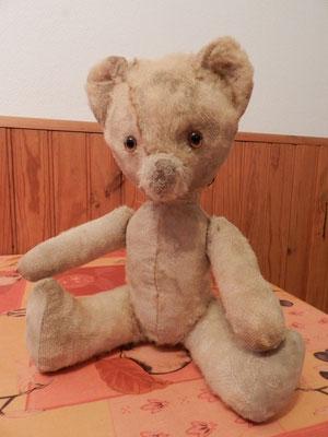 réparer un ours en pelcuhe