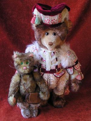 Le Marquis de Carabas et le Chat Botté