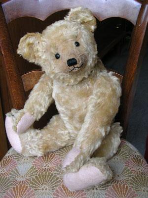 réparer un ours ancien