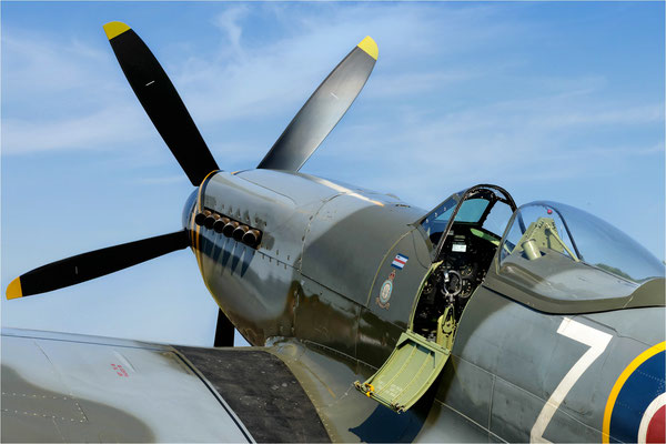 Supermarine Spitfire MK XVIII