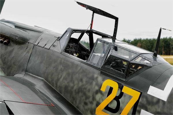 Messerschmitt Bf-109 G12