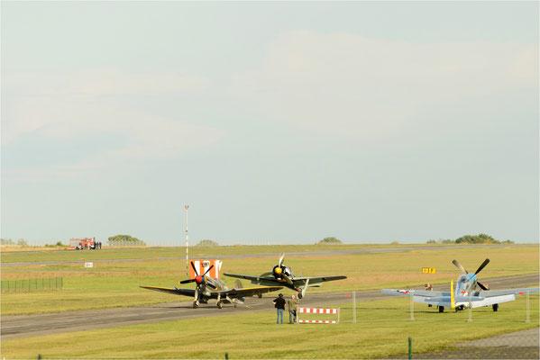 Spitfire MK XVIII  -  Fw-190 A8N