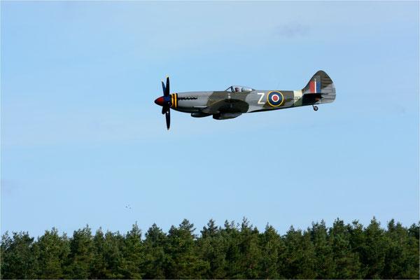 Spitfire MK XVIII
