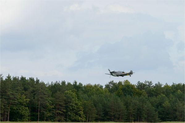 Bf-109 G12