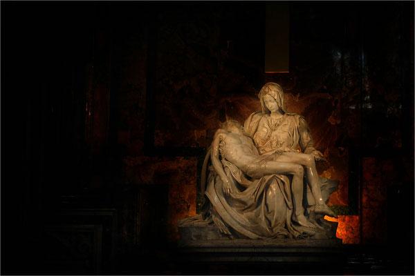 Michelangelos Pietà im Vatikan