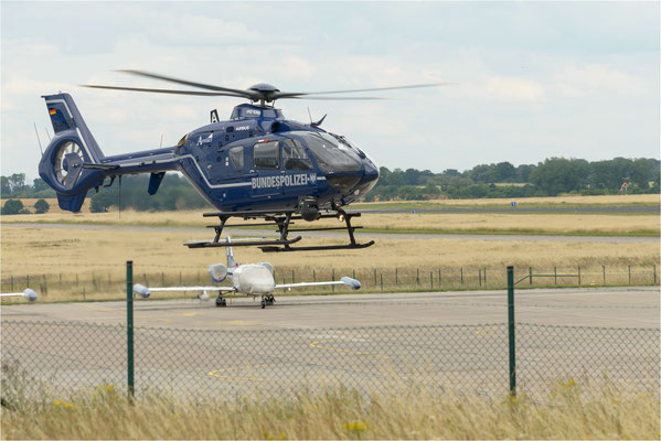 Airbus Helicopter EC-135